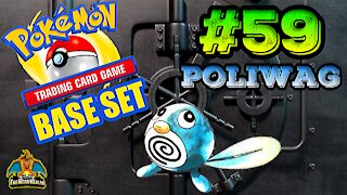 Pokemon Base Set #59 Poliwag | Card Vault