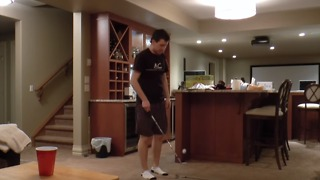 Incredible Golf Freestyling