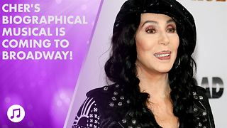 All the details on Cher's Broadway musical - Video