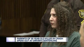 Woman sentenced to 15 to 30 years in prison for car crash that killed 19-year-old
