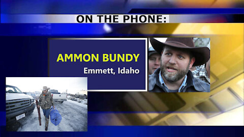 The REAL reason why Lavoy Finicum was murdered by the state w/ Ammon Bundy