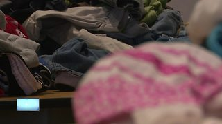 Local church hosts 'Clothing Giveaway' for community - Video