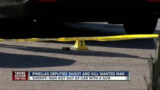 Man killed in deputy-involved shooting in Largo - Video