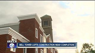 Bell Tower Lofts brings new life to a familiar space - Video