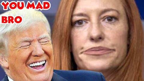 "Jen Psaki Admits ""Circle Back"" MAGA Memes are Getting To Her!"