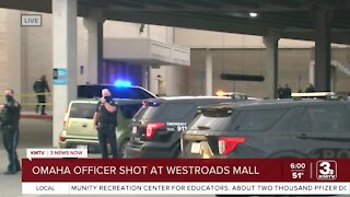 Mall shooting suspect arrested after high speed chase