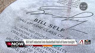 Bill Self to be inducted into Basketball Hall of Fame - Video