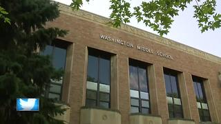 Washington middle school 10 - Video