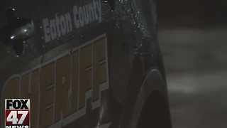 Man stabbed overnight in Delta Township - Video