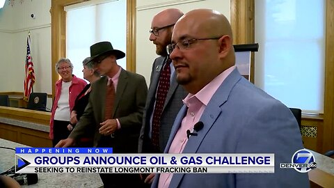 Activists ask court to lift injunction on Longmont's fracking ban after passage of new oil and gas law