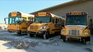 How Kenton County Schools keep kids safe on bitterly cold mornings - Video