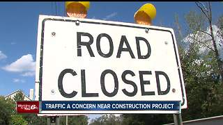 Drivers call construction in Broad Ripple 'dangerous' - Video