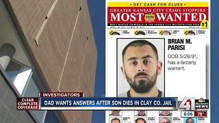 Death in Clay County Jail under investigation - Video