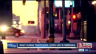What human trafficking looks like Nebraska