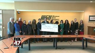 Lansing Promise Scholarship Program receives large donation