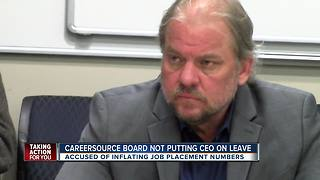 CareerSource Pinellas keeps CEO on job, despite scathing allegations - Video