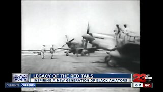 Legacy of the Red Tails: Inspiring a new generation of Black aviators