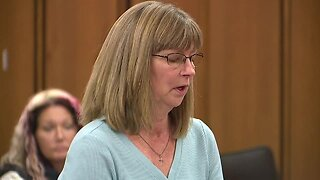 Family gives impact statement during sentencing