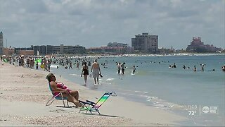 Curfew for spring breakers amid coronavirus concerns