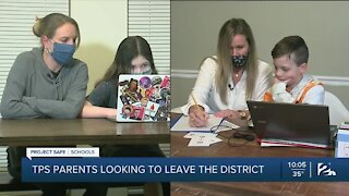 TPS parents looking to leave the district