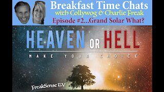 Breakfast Time Chats w/ Charlie & Colleen - Episode 2