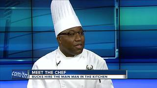 Bucks appoint main chef for new arena - Video