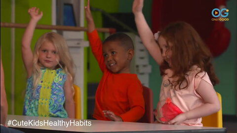 Healthy Tips From Healthy Kids! - From Their Mouths