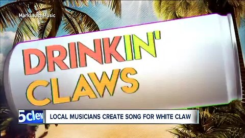 Local musicians create unofficial theme song for White Claw hard seltzers