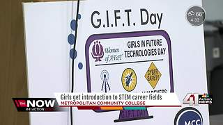 Conference points KC girls to STEM careers - Video