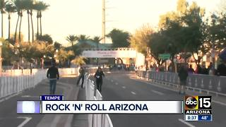 Rock 'n' Roll Arizona race kicks off! - Video