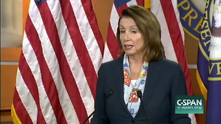 After Trump Stirs Controversy By Calling MS-13 'Animals,' Pelosi and Schumer Defend... MS-13 - Video