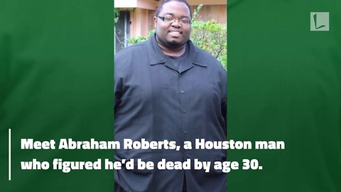 Man Weighing Over 400 Lbs. Drops 215 Lbs. in Just 10 Months To Save His Life
