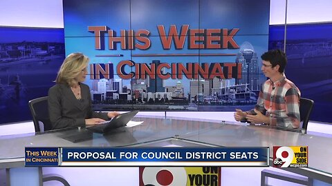 This Week In Cincinnati: Changing how City Council is elected
