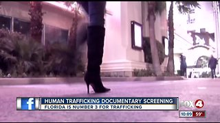 Collier County raising awareness about human trafficking