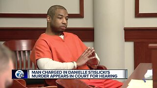 Preliminary hearing held for man charged in murder of Danielle Stislicki
