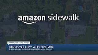 Amazon's new wi-fi feature