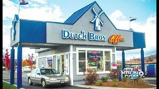 Oregon-based Dutch Bros Coffee is coming to Tucson - Video