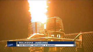 Waukesha Janboree to hold numerous free events - Video