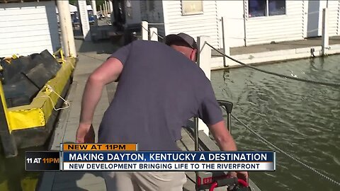 Dayton, Kentucky, wants to be the hottest riverfront destination you've never considered