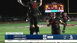 Friday Football Frenzy: Highlights from Ohio playoffs