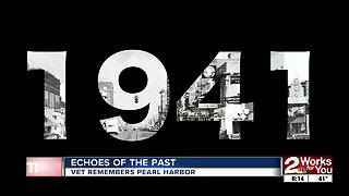 WWII veterans remember how Pearl Harbor changed the world