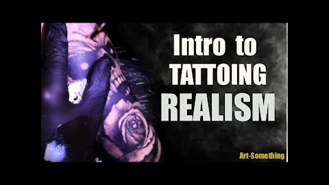 ✅Intro to 👀 HOW TO TATTOO REALISM!! 👀