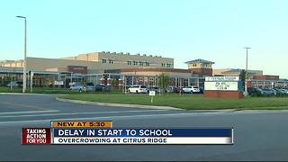 50 Polk students still await first day of school - Video