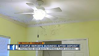 Naples couple frustrated with local contractor - Video