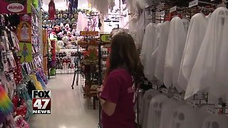 Halloween spending: A treat for retailers