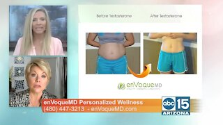 enVoqueMD Personalized Wellness: Get to the root of your weight gain