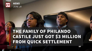 Family Of Philando Castile $3 Million Richer From Quick Settlement
