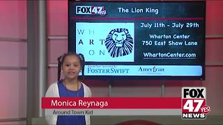Around Town Kids 7/13/18: The Lion King - Video