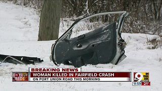 PD: 1 dead after crash in Fairfield