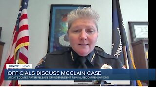 Aurora officials say they will pursue independent monitor in wake of Elijah McClain report